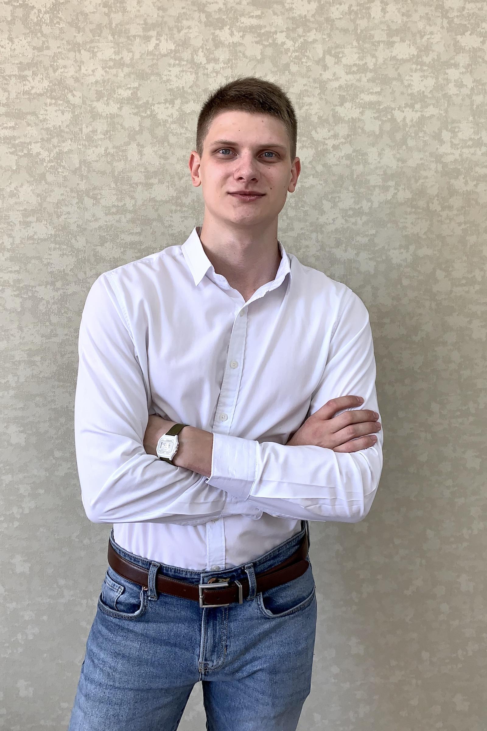 Чекин Данил Михайлович
